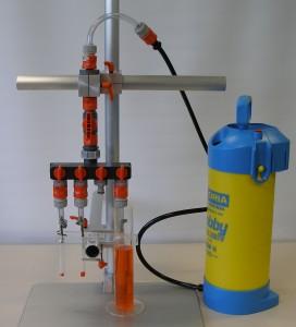 Wasserleitfähigkeit  © Plant Biomechanics Group Freiburg